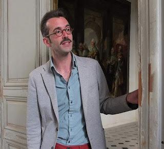 Nicolas Bruno Jacquet Portrait Photo © Guide Lyon Architecture 2014