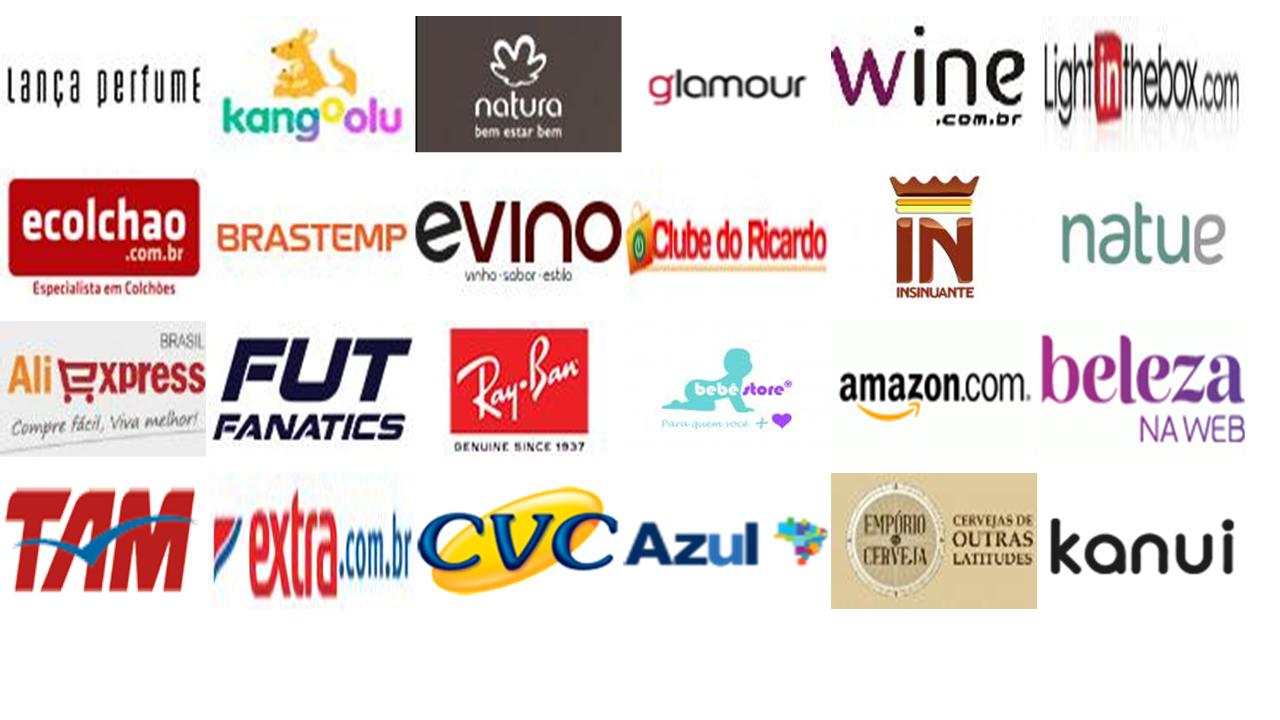 29e2030096 Essa são as lojas parceiras do Projeção nas compras pela internet. A  Associação das Senhoras de Entre Rios (ABSER) ...