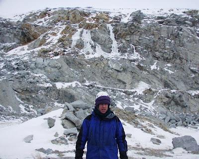 Cape Nome Quarry 2003