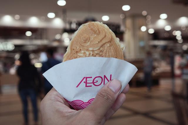 3 Makanan yang Saya Makan Waktu ke Aeon Mall Jakarta Garden City