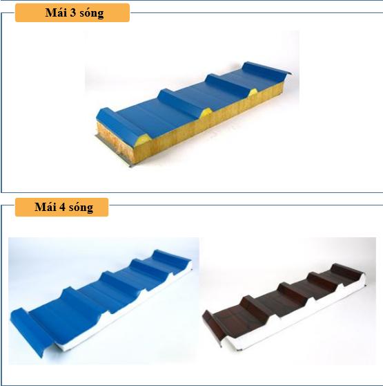 Mái tôn Panel
