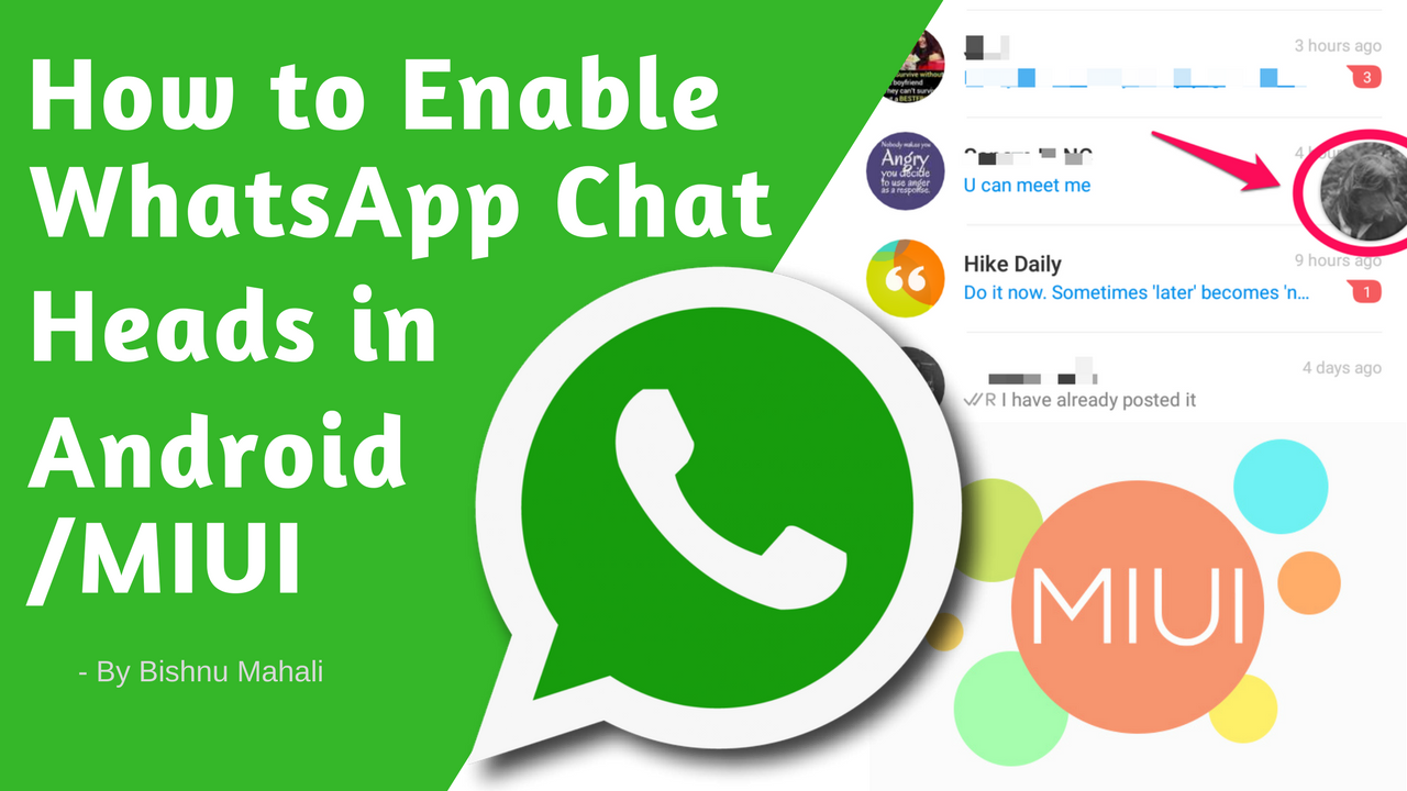 How To Join Whatsapp Chat Android