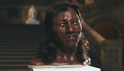 Cheddar Man : Wajah penduduk Inggris 10.000 tahun silam