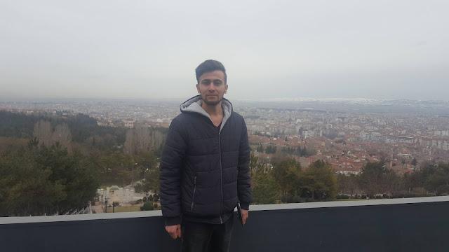 Harun İstenci Eskişehir'de