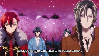Bungou to Alchemist: Shinpan no Haguruma Episode 03 Subtitle Indonesia