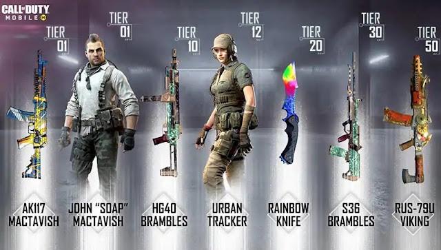 Call of Duty: Mobile Season 4 yeni Battle Pass, Soap, HIVE beceri, Kafes haritasıyla Geldi