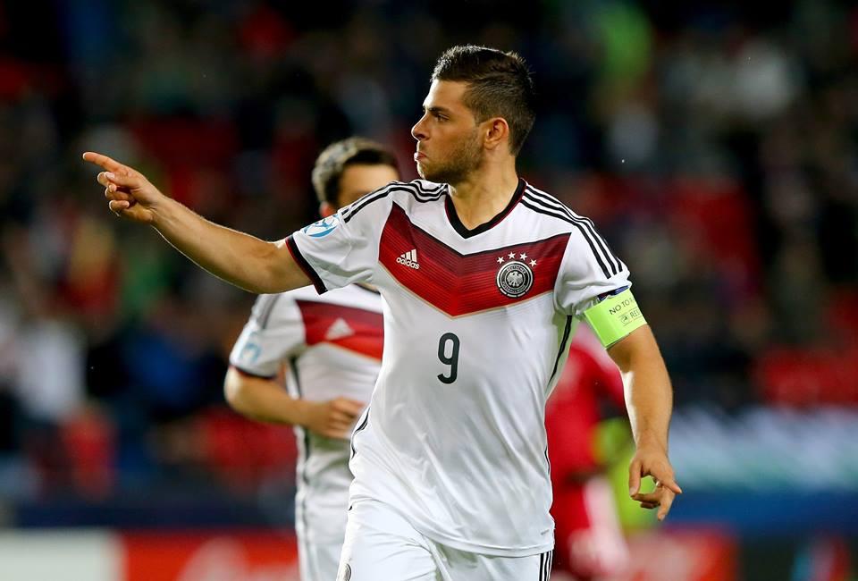 759cdd8a58 ... a equipe alemã enfrenta a anfitriã República Tcheca na próxima terça-feira  e um empate já classifica o time para as semifinais da competição e