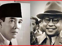 Soekarno - Hatta Setangkup Model Indonesia