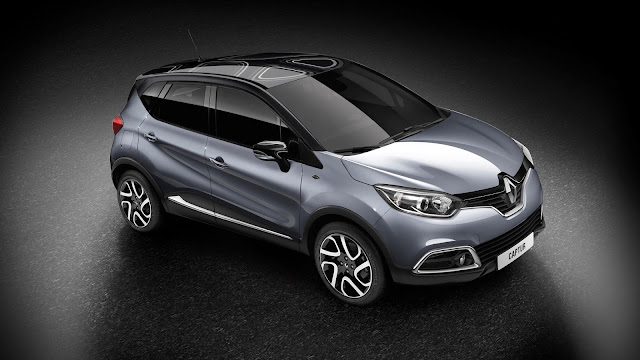 New 2017 Renault Capture Crossover Hd Pics 01