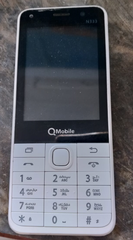 Qmobile N333 SC6531E 100% Tested Firmware Free Download