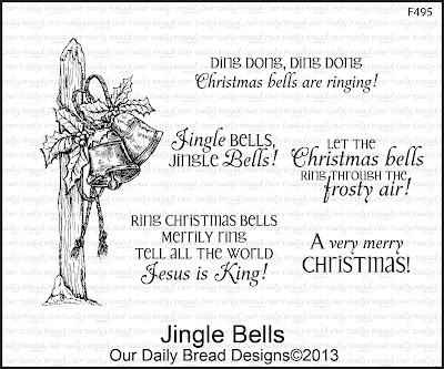 Stamps - Our Daily Bread Designs Jingle Bells