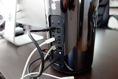 Mac Pro, estación de trabajo