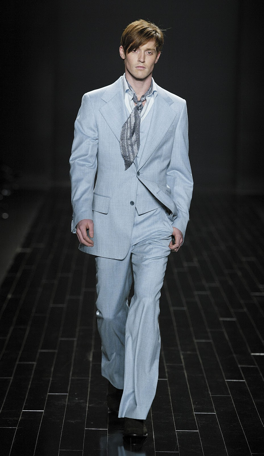 Fashion Apparel 2012: Shirt and Tie Combinations - photo#41