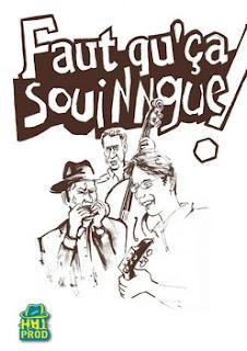 Affiche Faut Qu'ça Souinngue !