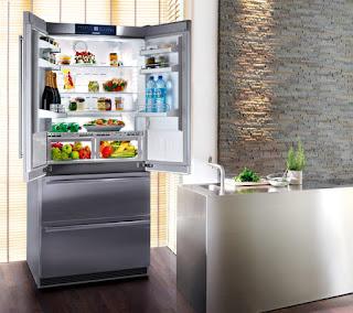 Осветление на хладилници Либхер