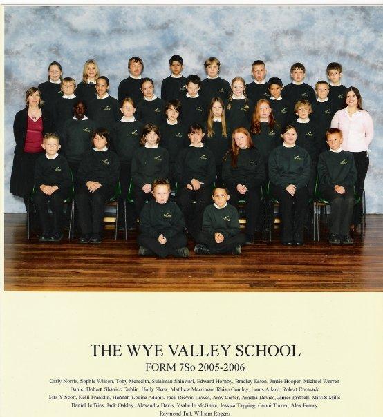 school - year 7