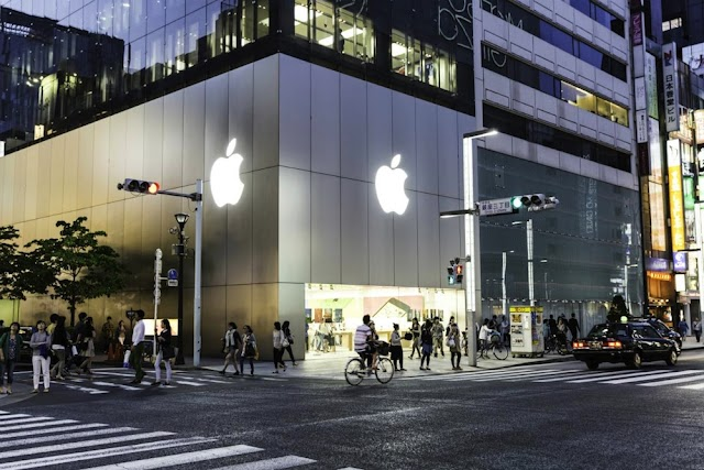 Apple Japan To Offer Free Repair Service To Products That Were Damaged By The Floods