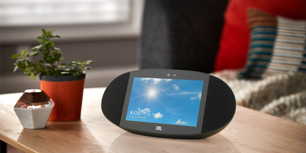 JBL Link View smart display with Google Assistant available for pre-order