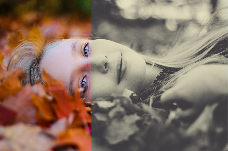 Turn-colorful-image-into-vintage-photo-effect-in-photoshop