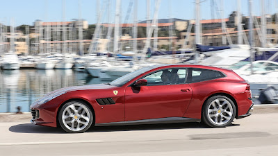 Ferrari GTC4Lusso 2018 Review, Specs, Price