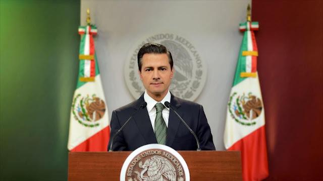 Peña Nieto: México negociará con EEUU si respeta su soberanía