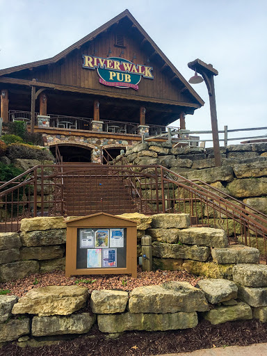 The Riverwalk Pub