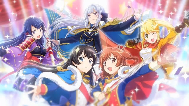 Download OST Opening Ending Anime Shoujo☆Kageki Revue Starlight Full Version