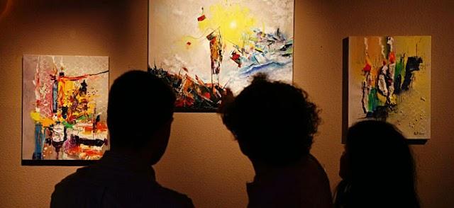 Gjorgi Rizov's art exhibition opens in Netherlands