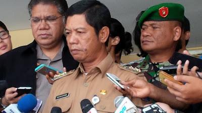Ini Dia Alasan Mengapa Rustam Efendi Mundur Dari Sebagai Walikota Jakut