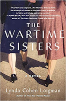 The Wartime Sisters by Lynda Cohen Loigman (Book cover)