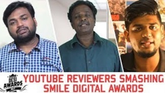 Youtube Reviewers Smashing Smile Digital Awards | Smile Settai