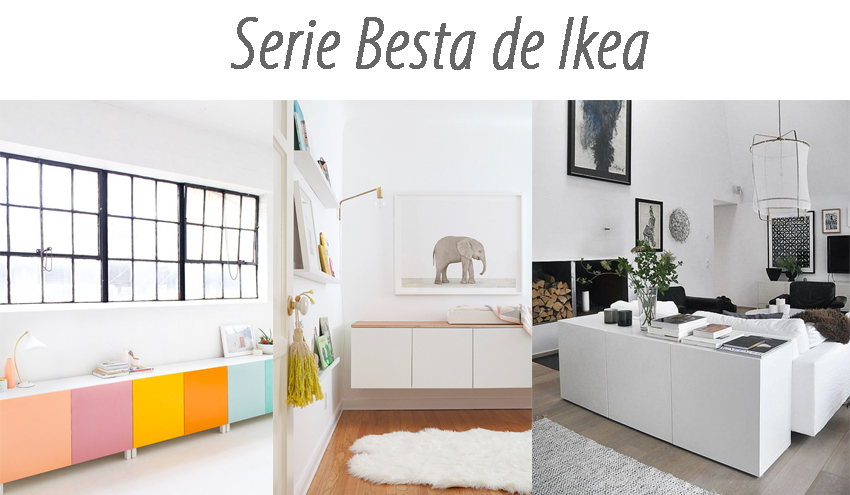 deco low cost serie besta blog de decoraci n diy ideas low cost para decorar tu casa. Black Bedroom Furniture Sets. Home Design Ideas