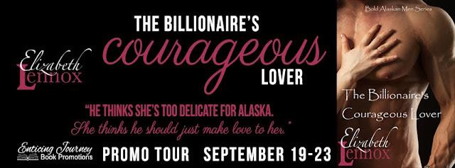The Billionaire's Courageous Lover Promo Tour!