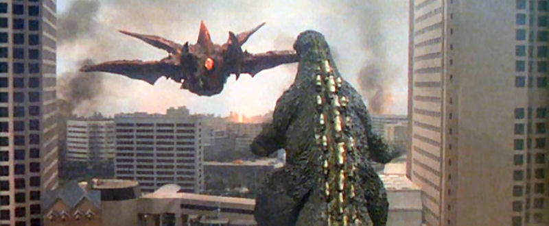 GODZILLA VS. DESTROYAH (Review) ~ Words From the Master