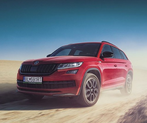 Skoda kodiac review spec image pricing latest