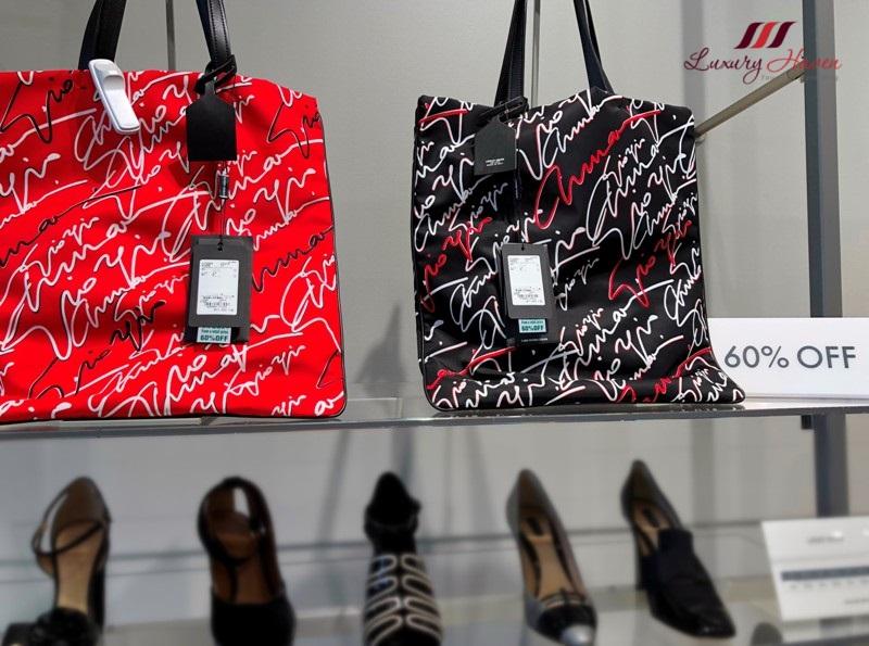rinku premium outlets armani bags sale