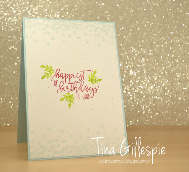 scissorspapercard, Stampin' Up!, CASEing The Catty, Soft Sayings, Work Of Art, Bunch Of Blossoms, Dragonfly Dreams, Picture Perfect Birthday
