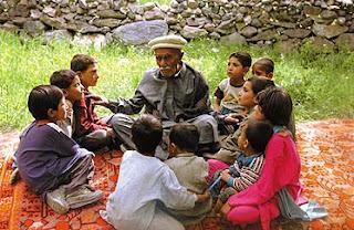 QSN: Longevidad en las tribus Hunzas