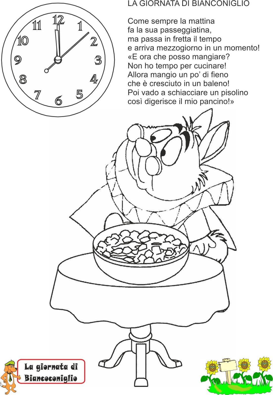 Famoso Progetto Alimentazione Scuola Primaria Schede UT84 » Regardsdefemmes JX63