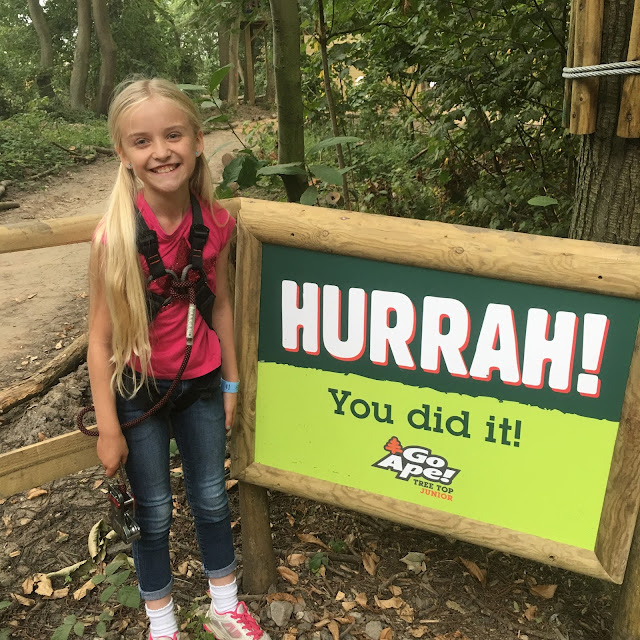 Go Ape! ChessingtonWorld of Adventures