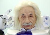 Hanson Robotics Einstein