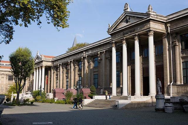 Museus Arqueológicos em Istambul