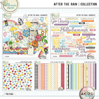 After The Rain  Collection by Akizo Designs