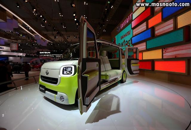 Foto Mobil Terbaru di GIIAS 2016