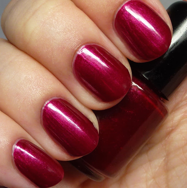Polished Hippy PRL4 Red34
