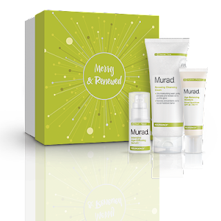 Murad Merry and Renewed Gift Set