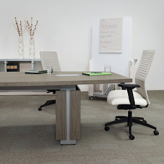How To Select A Powered Conference Table by OfficeAnything.com