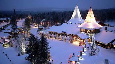 Casa de Santa Claus, Rovaniemi