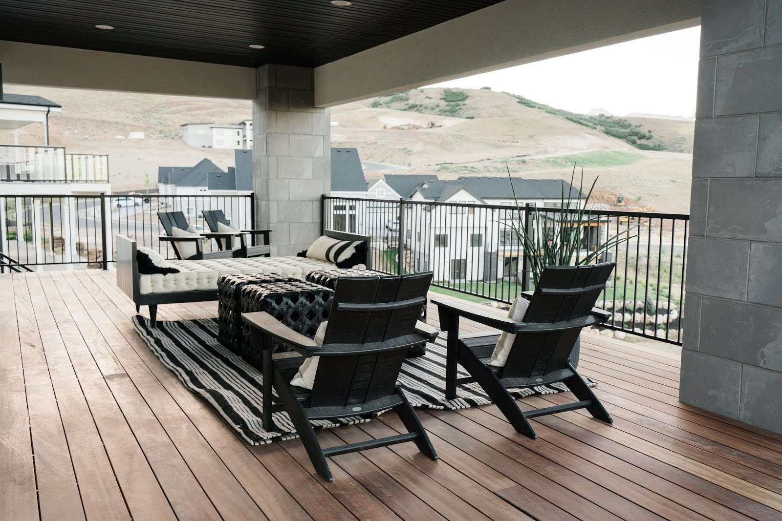 Modern Deck Furniture, Deck Ideas