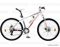 Sepeda Gunung Wimcycle Hotrod 1.0 2012 24 Speed Shimano Altus